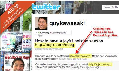 Guy Kawaski Twitter